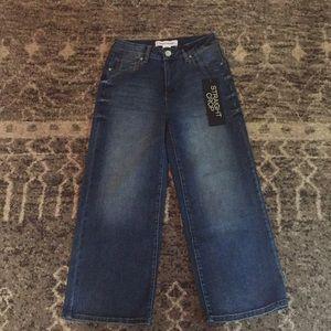 Straight cropped Ashley Mason jeans